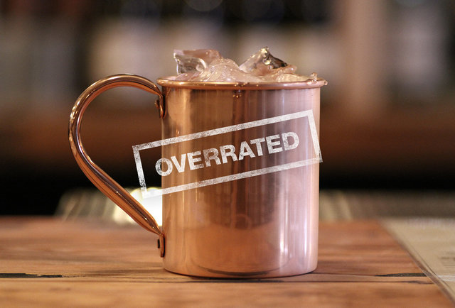 The Moscow Mule sucks: 15 bartenders name their most overrated and underrated cocktails