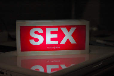 Sex in progress