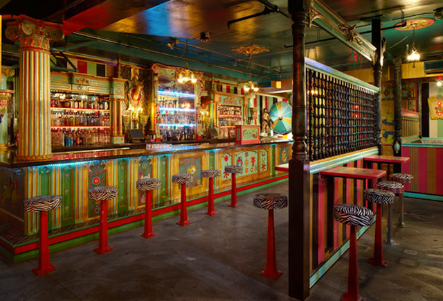 From vampire strippers to zombie safe houses: 21 weird and wonderful theme bars