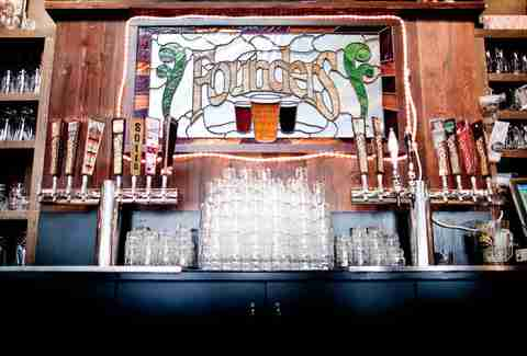Founders Brewing Company Best Breweries DET