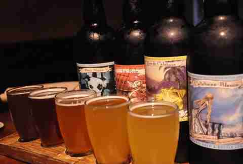 Jolly Pumpkin Artisan Ales Best Breweries DET