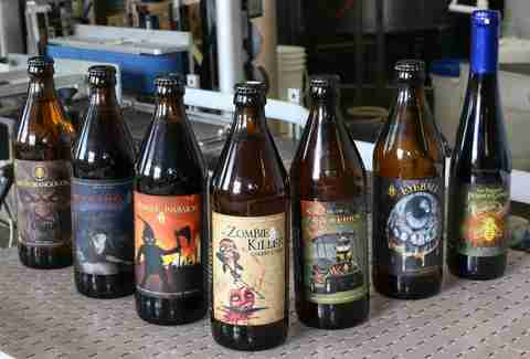 B. Nektar Meadery Best Breweries DET
