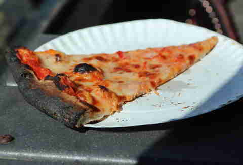 New Park Pizza - Best Pizza NYC