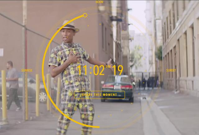 Everyone around the world is making Pharrell \