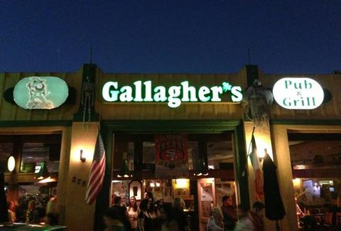 Gallagher's Pub & Grill LA