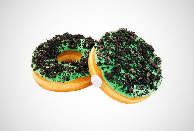 Dunkin\' Donuts drops Mint Oreo donuts for St. Paddy\'s