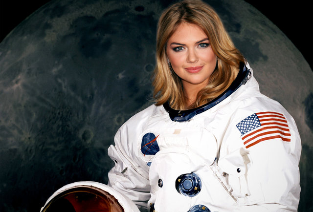 Kate Upton\'s rack defied gravity, and now you can too