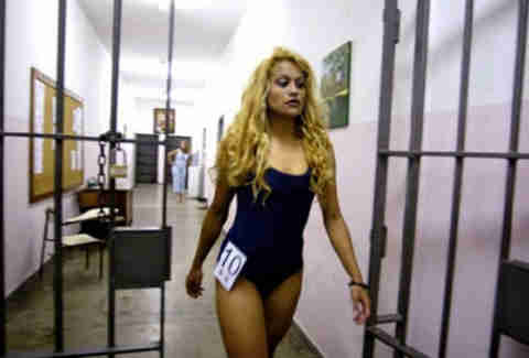 Brazilian Women's Prison Pageant