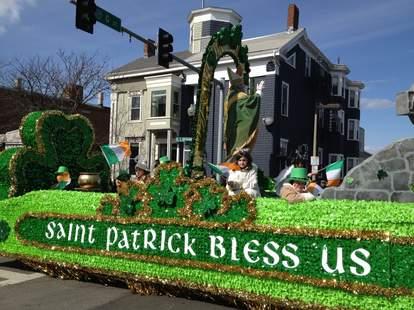 Southie St. Patrick's Day Boston
