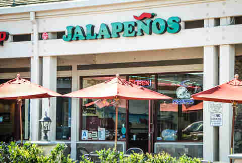 Jalepeños Mexican Food Under the radar tacos SD