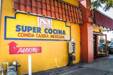 Super Cocina Under the radar tacos SD