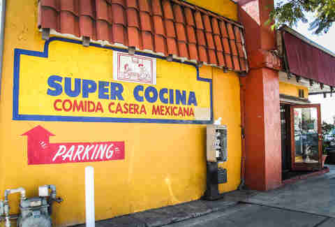 Super Cocina Under the radar tacos SD