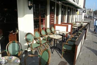 Café Karpershoek terrace