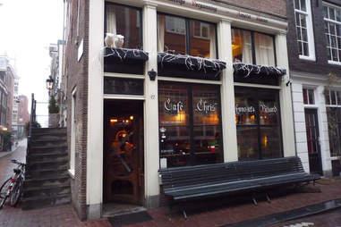 Cafe Chris exterior