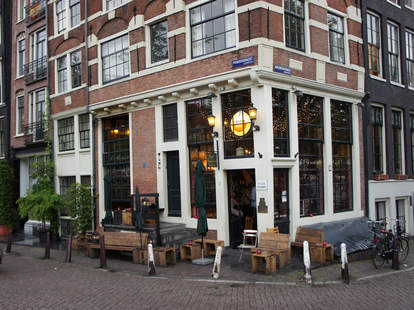 Café Papeneiland Amsterdam
