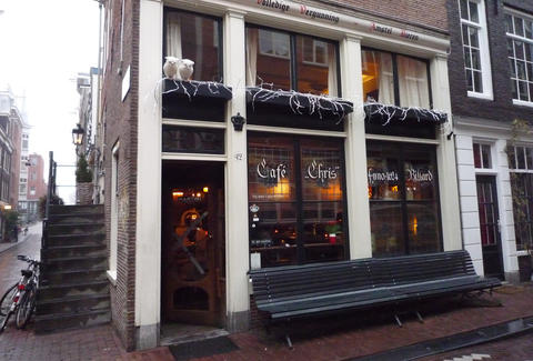 Cafe Chris Amsterdam