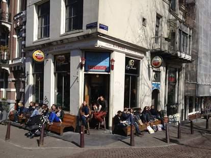 Café Brandon Amsterdam
