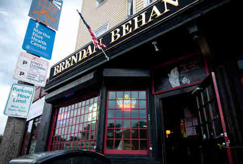 brendan behan pub