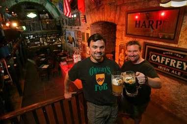 o'malley's pub weston