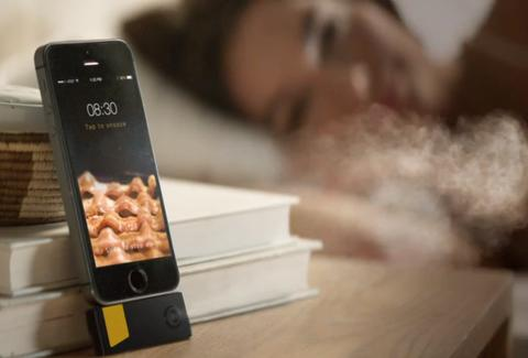 Oscar Mayer Wake Up & Smell the Bacon app