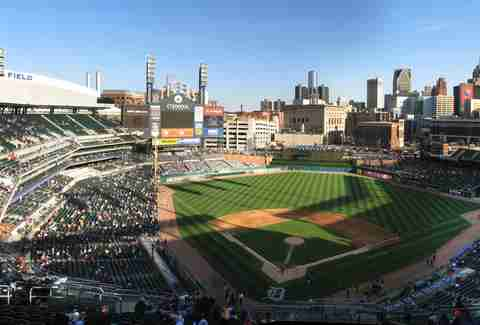 Comerica Things you have to explain to out-of-towners about DET
