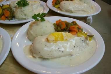 L'Hermine Cabane à Sucre food
