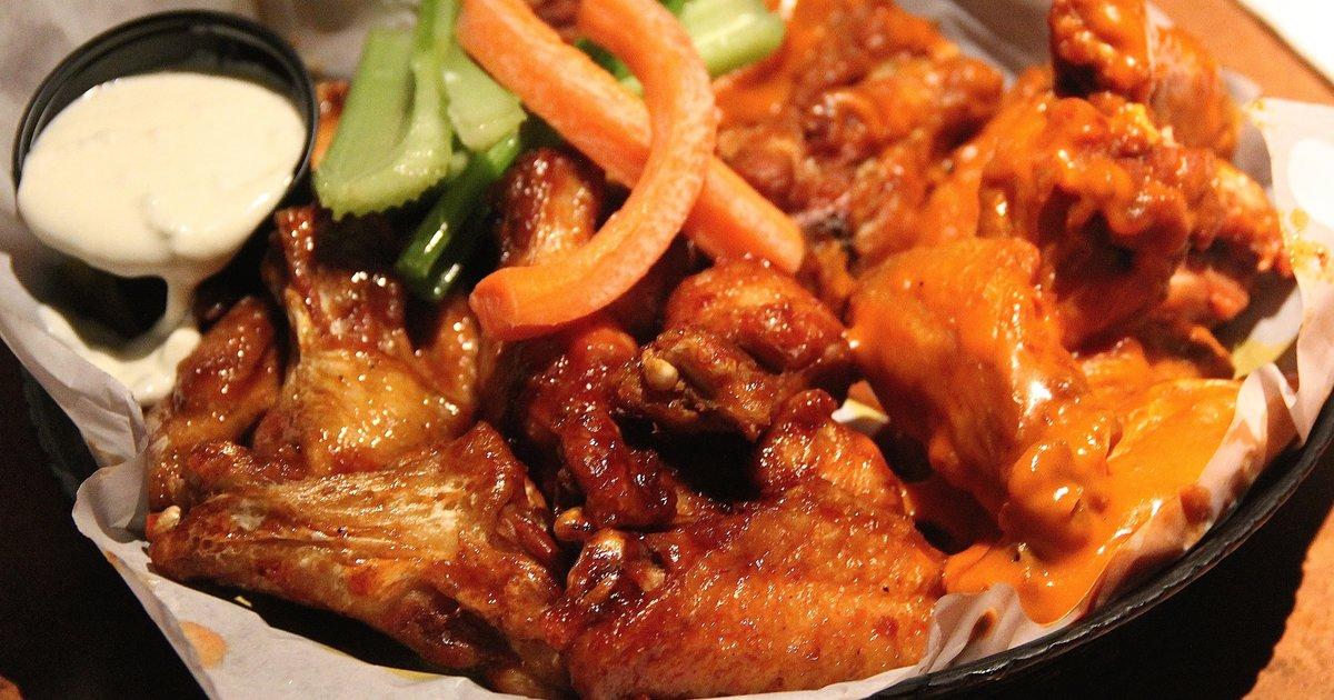 Spicy Blazin' Wing Challenge at Buffalo Wild Wings!! - YouTube  |Buffalo Wild Wings Blazin Sauce