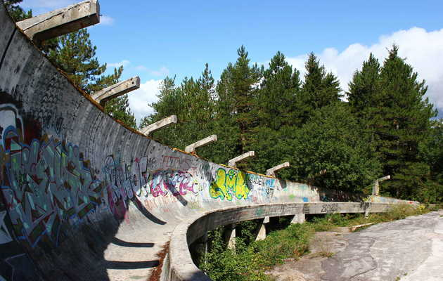 6 awesomely depressing abandoned Olympic venues you can still visit