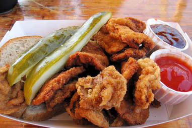 Rocky Mountain Oysters Things you have to explain to out-of-towners about DEN