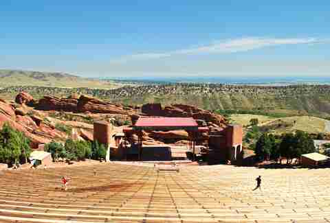 Red Rocks Things you have to explain to out-of-towners about DEN