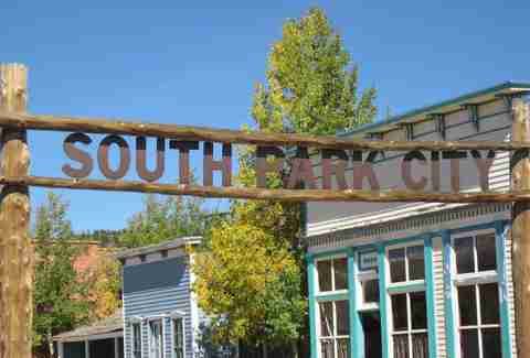 South Park Things you have to explain to out-of-towners about DEN