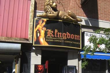 Kingdom exterior