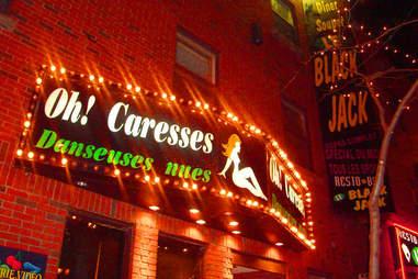 Bar Oh Caresses exterior