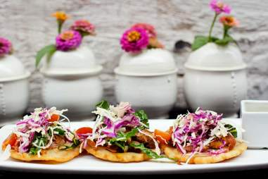 Yucatec salbutes at