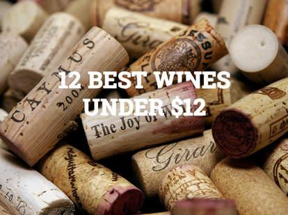 12 best wines under $12