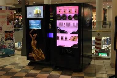 caviar vending