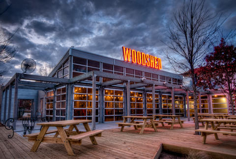 woodshed smokehouse fort worth