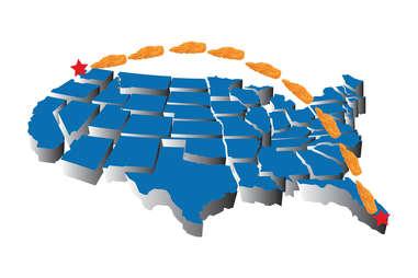 Chicken Fingers Across America