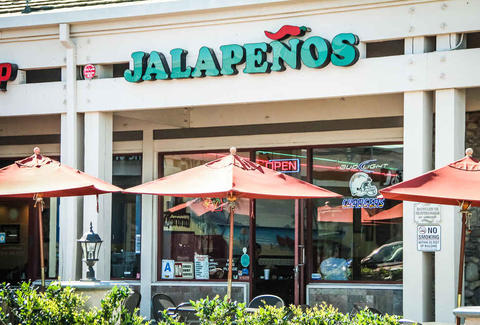 Jalapenos Mexican Food SD