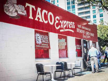 Taco Express SD