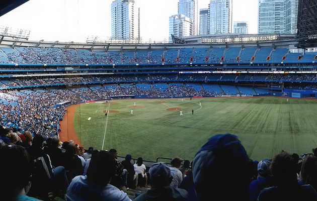 Where to eat before, during, and after the Jays games