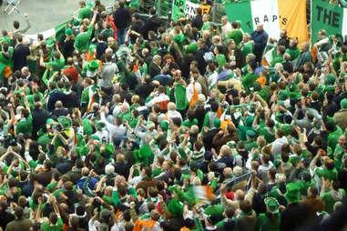 irish futbol