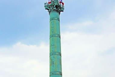 Bastille monument