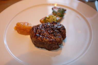 The Post steak