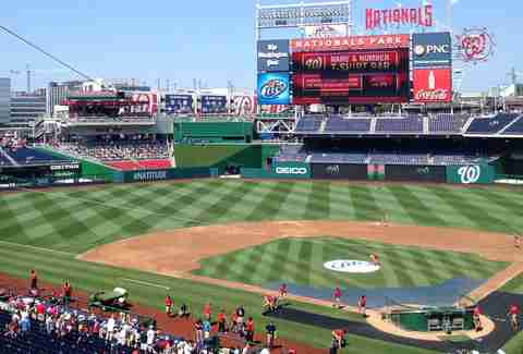 Nationals Park DC