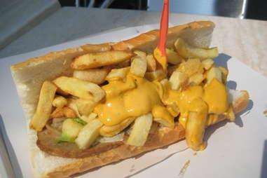 Mitraillette sandwich