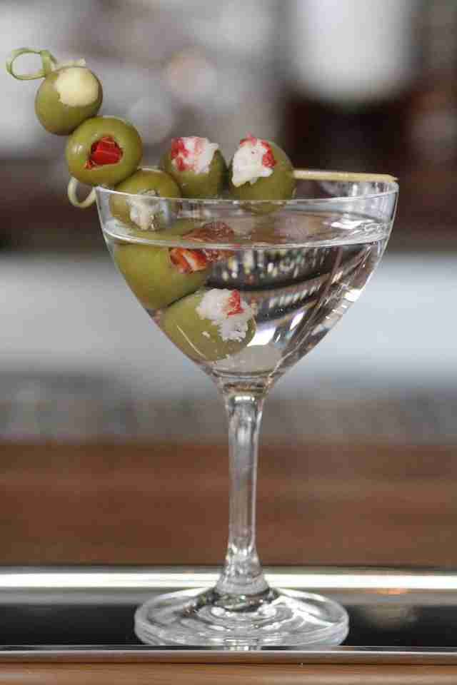 Best Dirty Martini NYC