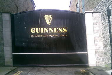 guinness brewery st james's gate