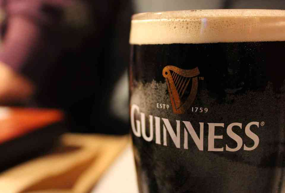 Guinness Stout - 12 Things You Didn't Know About Guinness - Thrillist