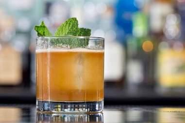 Top Fir cocktail